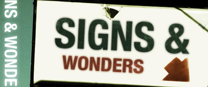 Dvd God of Wonders Signs Wonders Dvd