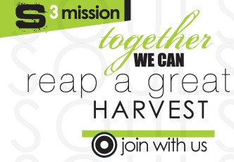 Be a part of the s3mission – Become a Soul Saving Station today. Register here
