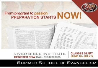 RBI Summer School of Evangelism