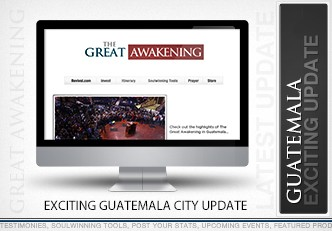 Exciting Guatemala City Update