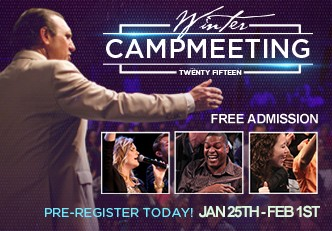 Winter Campmeeting 2015