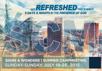 Summer Campmeeting 2015