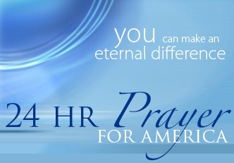 24 Hour Prayer for America