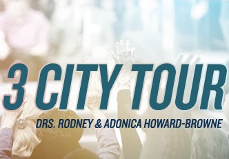 Dr. Rodney Howard-Browne Four City Tour