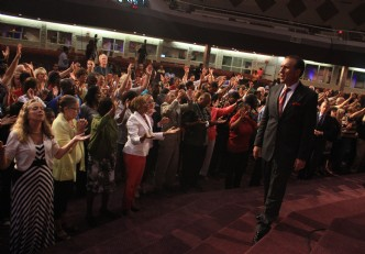 CELEBRATE AMERICA CAMPMEETING SILVER SPRING, MD DAY 5
