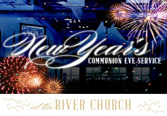New Year's Eve Communion Service