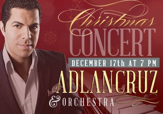 Christmas Concert with Adlan Cruz & Orchestra