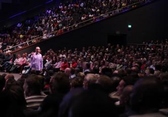 Revival in Pretoria South Africa Night 3