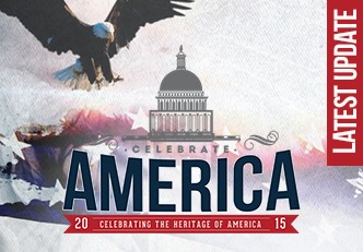 Less Than Twelve Weeks Away Celebrate America DC Opening Night