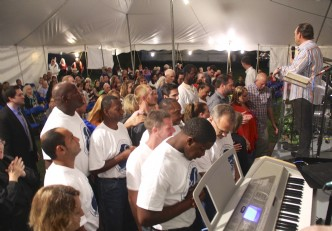 Plant City Tent Night Revival