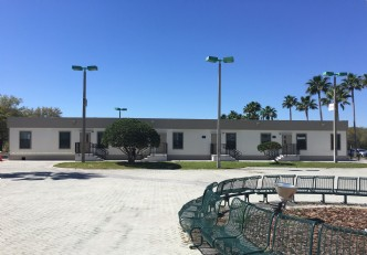 Phase 2 Build Out: New Classrooms and Resurfacing the Parking Lot