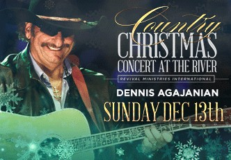 Acoustic Country Christmas @ The River