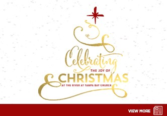 Five Amazing Christmas Celebrations at The River - You Are Invited
