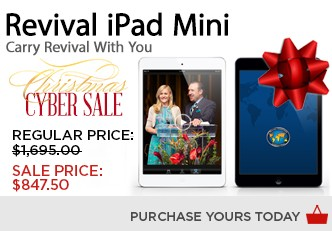 Revival Mini iPad Now Only 50% Off