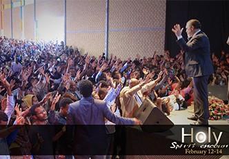 Holy Spirit Encounter Ethiopia