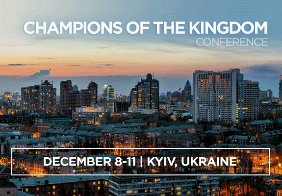 Champions of the Kingdom Conference