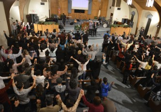 VICTORY REVIVAL CONFERENCE RIVERDALE, GA, DAY 2