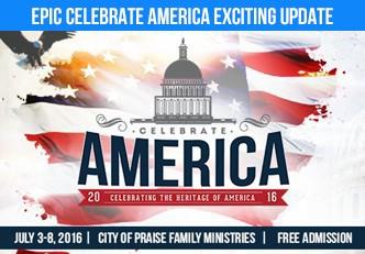 Celebrate America 2016