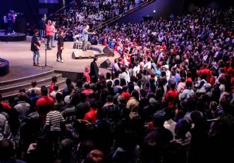 HOLY SPIRIT WEEK - CRC Pretoria