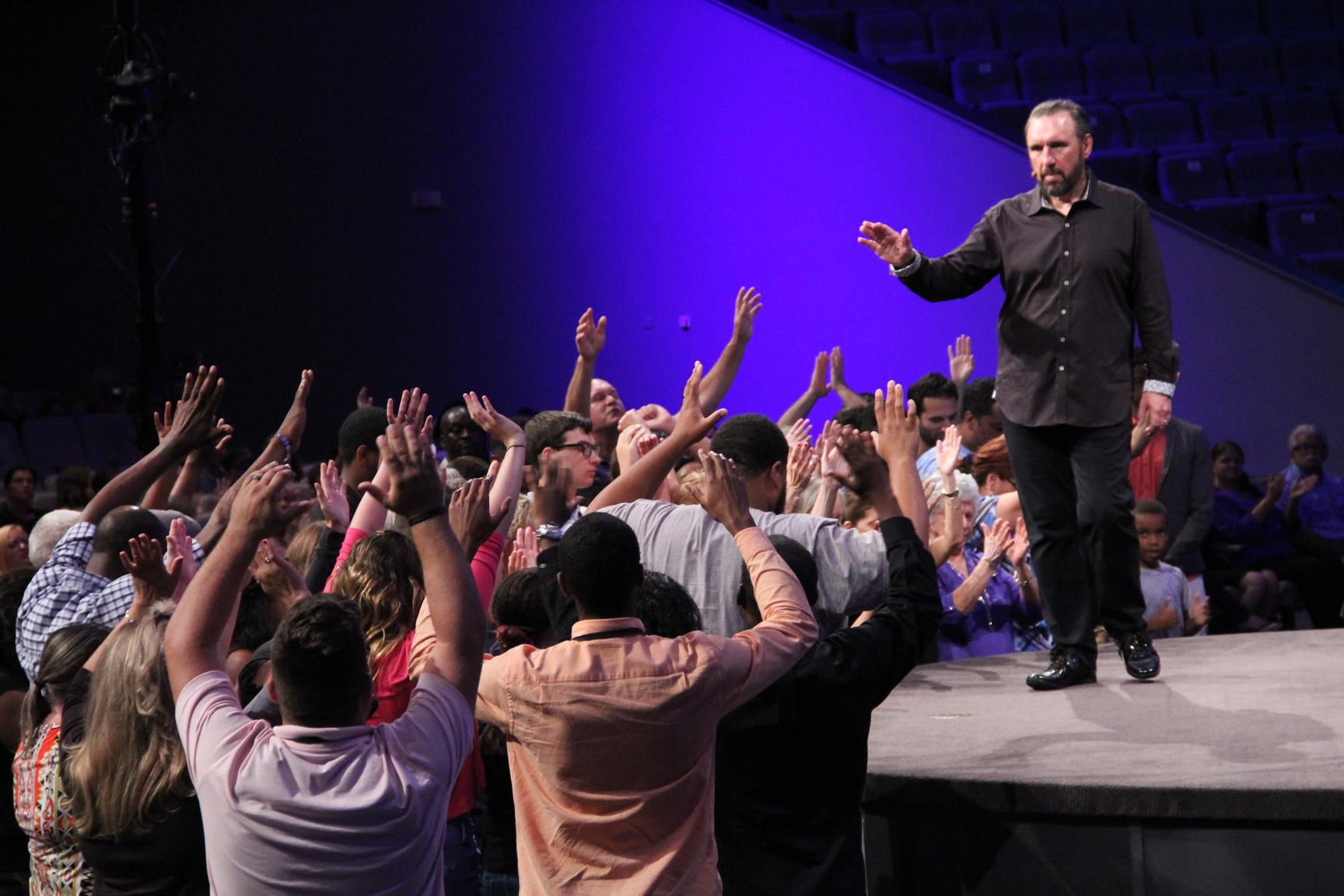 HOLY GHOST MEETINGS JACKSONVILLE FINAL DAY