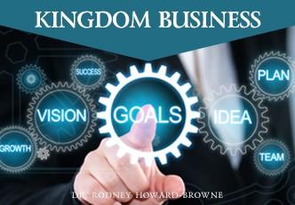 New CD/DVD Series: Kingdom Business