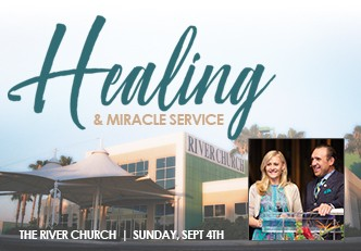The Main Event / Healing & Miracle Service
