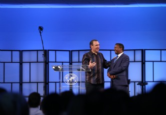 Fall Ministers' & Leaders' Conference Day 8