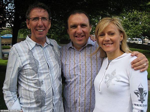 Pastor Trevor Baker and Rodney & Adonica HB.jpg (Large)