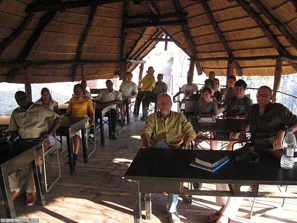 Zambia - 8 Overland Missions Base Zambia - Rapid 1 (Large)